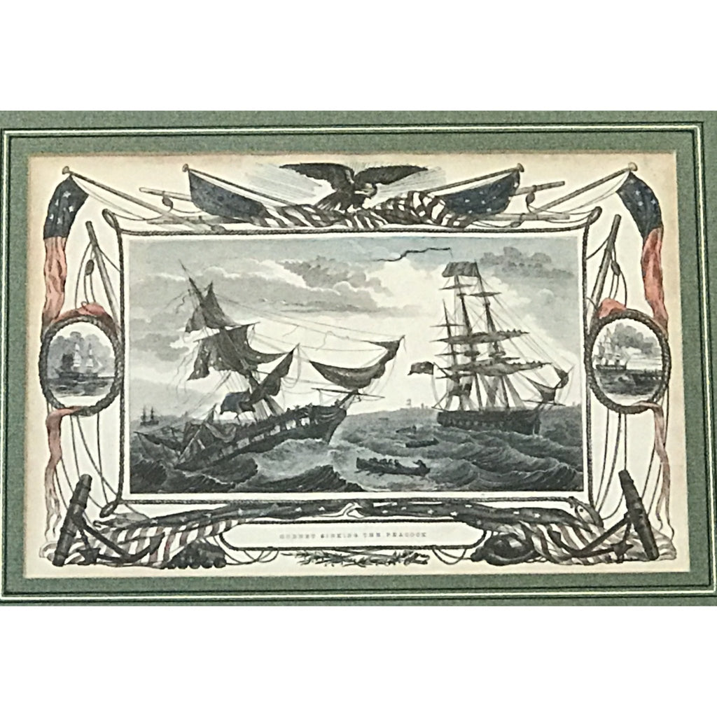 Antique American Engravings - POSH