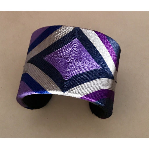 BEATRIZ Cuff - Purple - POSH