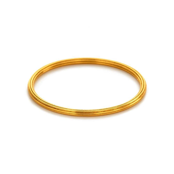 BYZANTINE STACKING BANGLE - MEDIUM - The Posh Shop