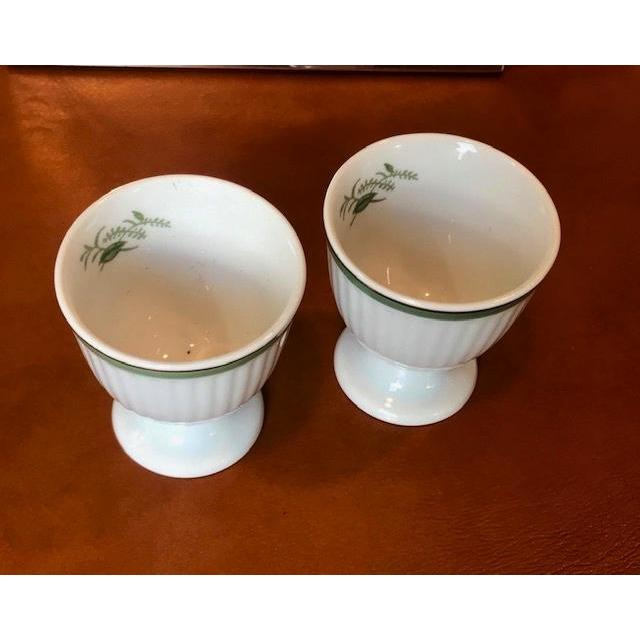Charming Danish Egg Cups, Pair - POSH