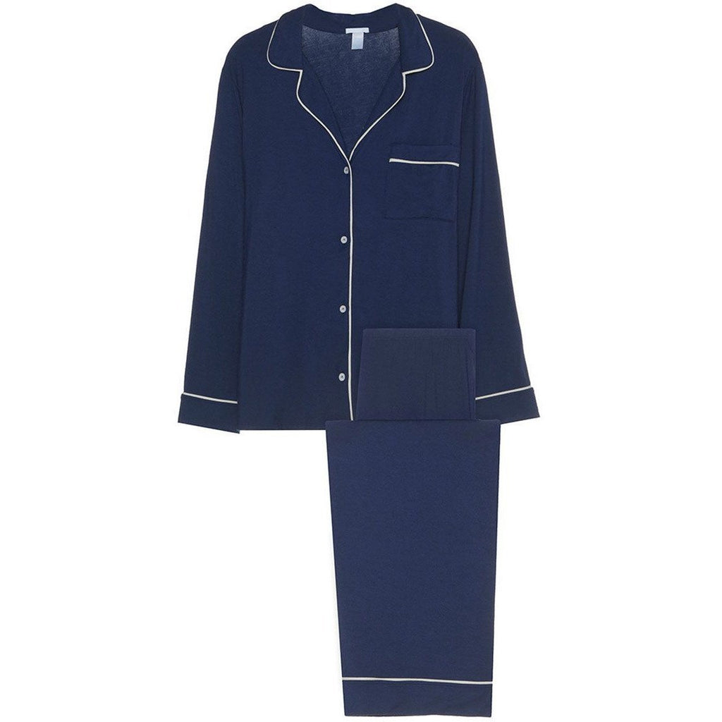 Eberjey - GISELE PJ'S - Navy & White MEDIUM - The Posh Shop