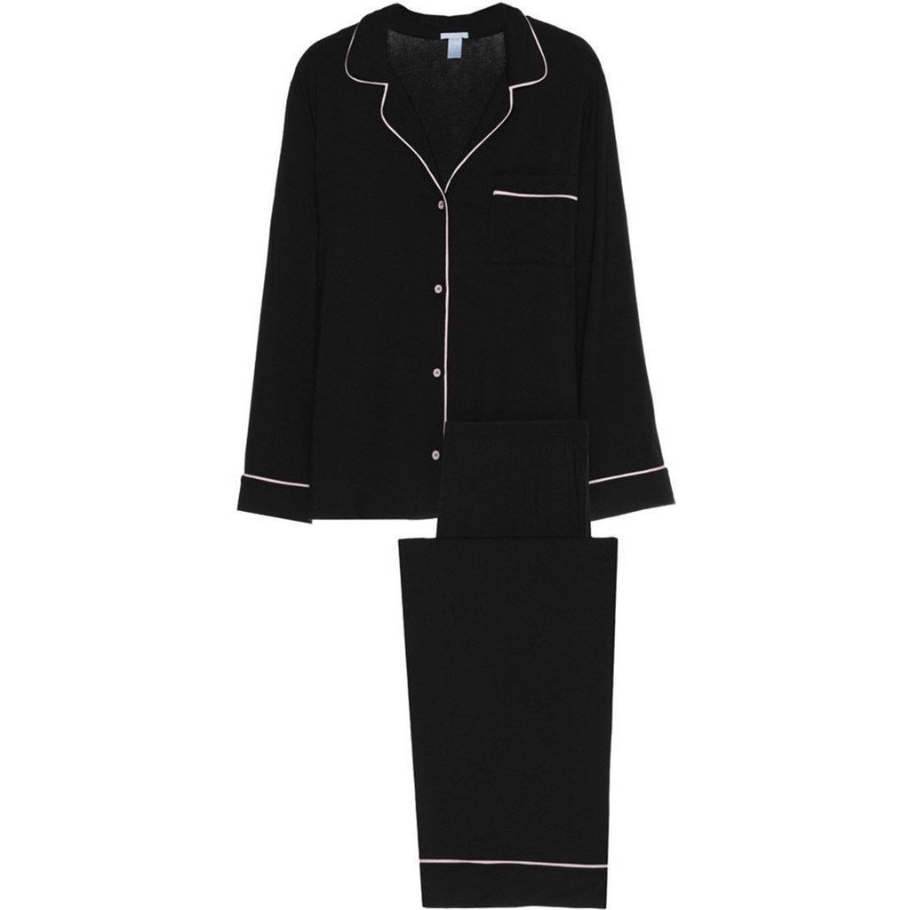 GISELE PJ SET - BLACK - MEDIUM - POSH