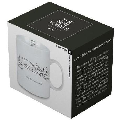 New Yorker Cartoon Mug - You're Wonderful - The Posh Shop