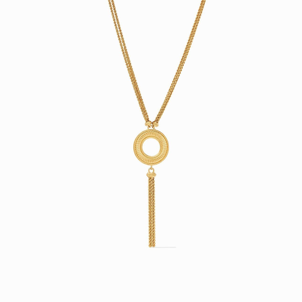 Olympia Tassel Necklace - The Posh Shop