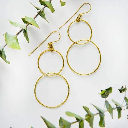 The Heritage Earrings - The Posh Shop