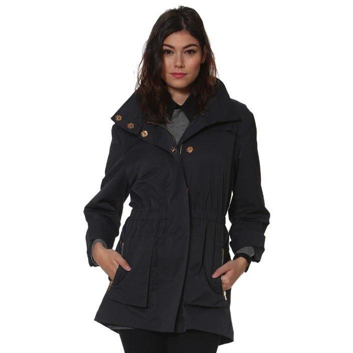 The TESS Anorak - Black MEDIUM - The Posh Shop
