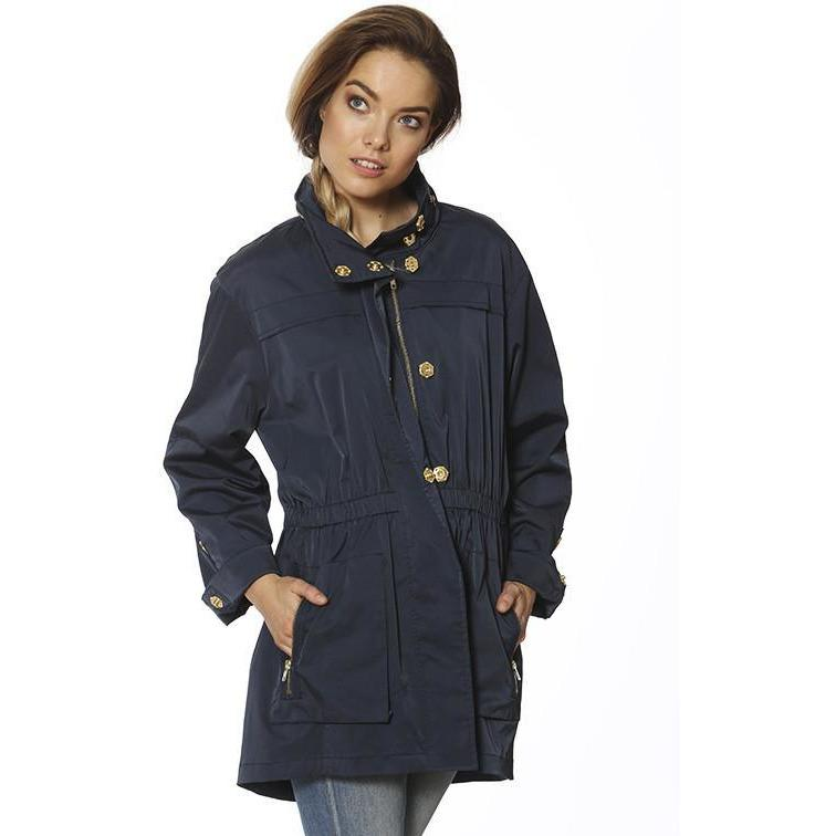 The TESS Anorak - Navy Small - The Posh Shop