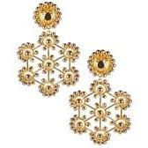 The Vivi - Gold CLIPS - The Posh Shop