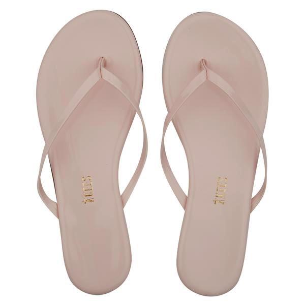 TKEES - Foundation Gloss - Whipped Cream Pink SIZE 9 - The Posh Shop