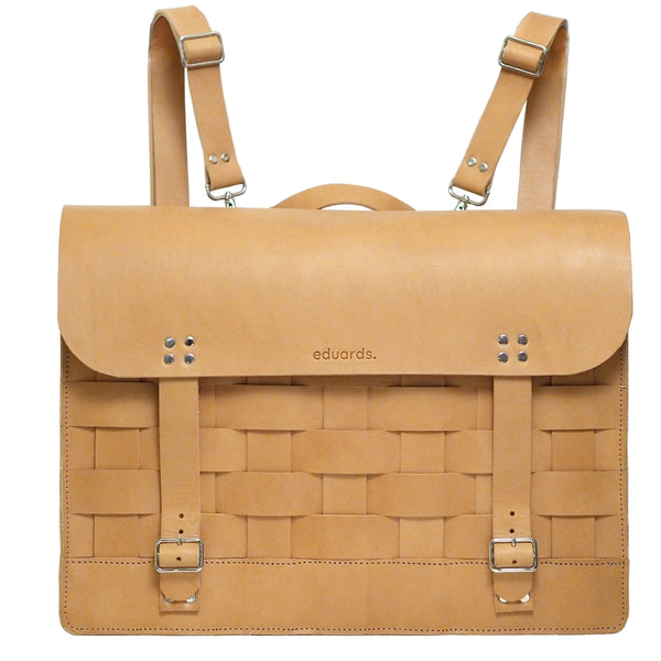 EDUARDS ACCESSORIES | Shoulder Bag in nature leather