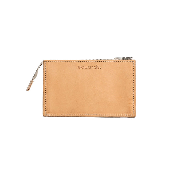 EDUARDS ACCESSORIES | Näver Wallet in Nature Leather