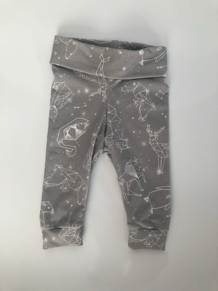 Grey Constellations Leggings