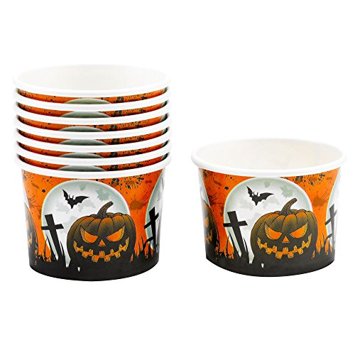 Graveyard Gathering Treat Tubs
