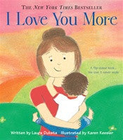 I Love You More Book