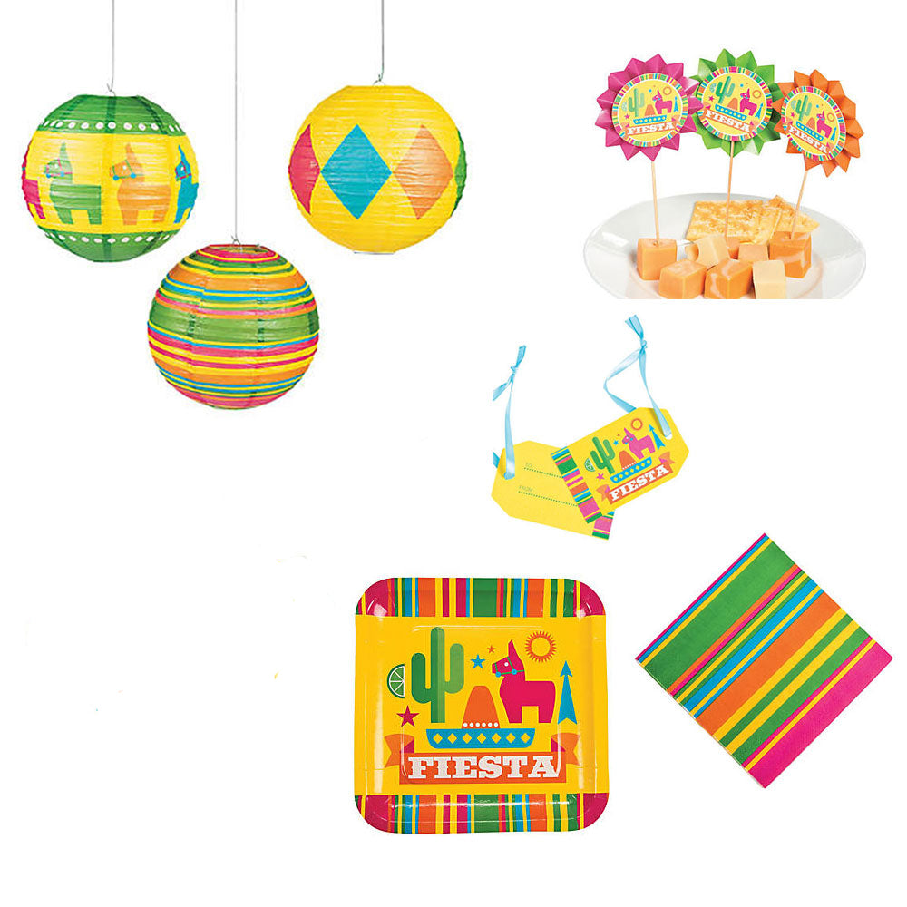 Fiesta Party Kit