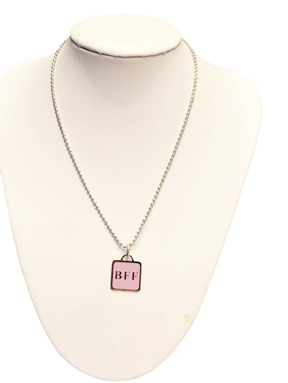 BFF E,moticon Necklace