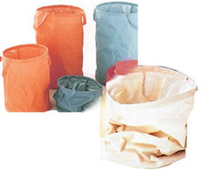 Cotton Canvas Collapsible Bucket Basket