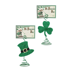 Bethany Lowe Luck O' Irish Cardholder With Card 2/A
