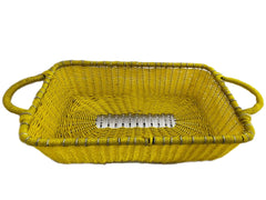 Colorful Pyrex Holder Basket