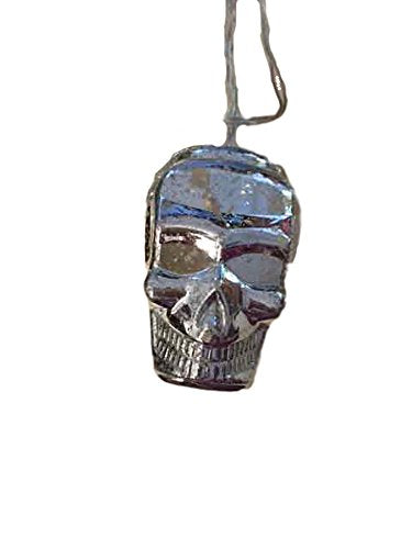 Battery Operated Skull String Lights