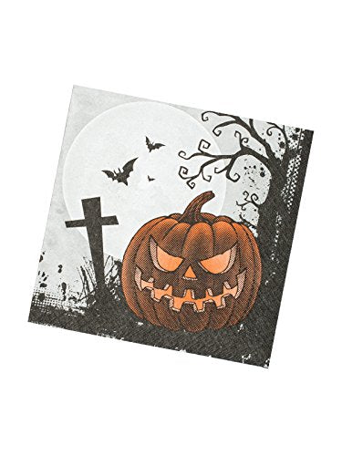 Graveyard Gathering Paper Luncheon Napkins