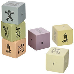 Tree By Kerri Lee Wooden Blocks Set