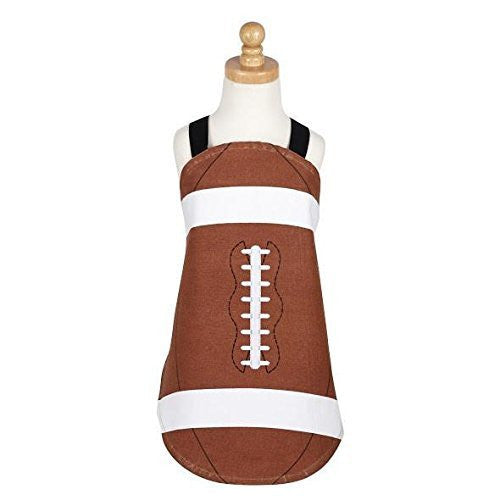 Children's Apron with Football Theme