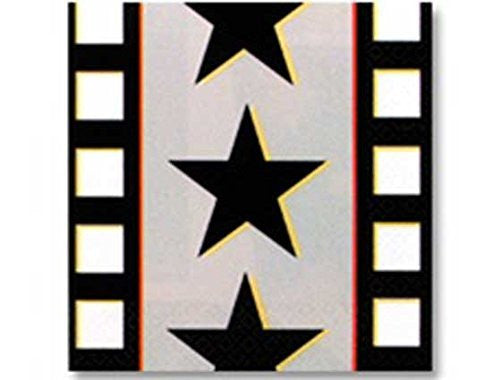 Film Strip  Beverage Napkins