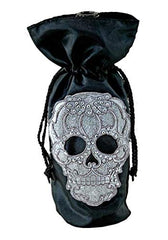 Katherine's Collection Skull Wine Bag