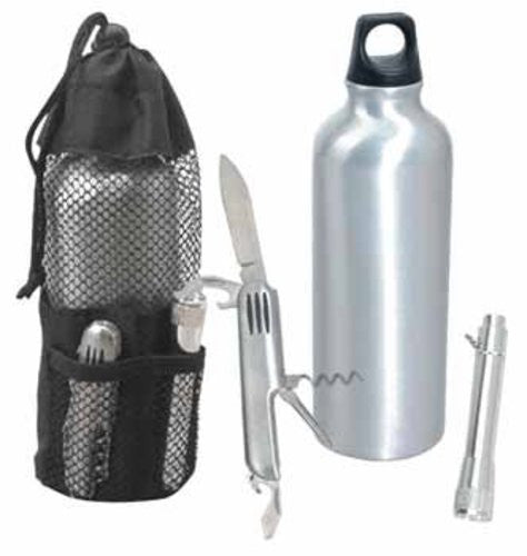 Trailworthy Four-Piece Hiking Set