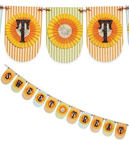 Bethany Lowe Sweet Treats Pennant Garland