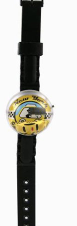 NYC Taxi Novelty Watch