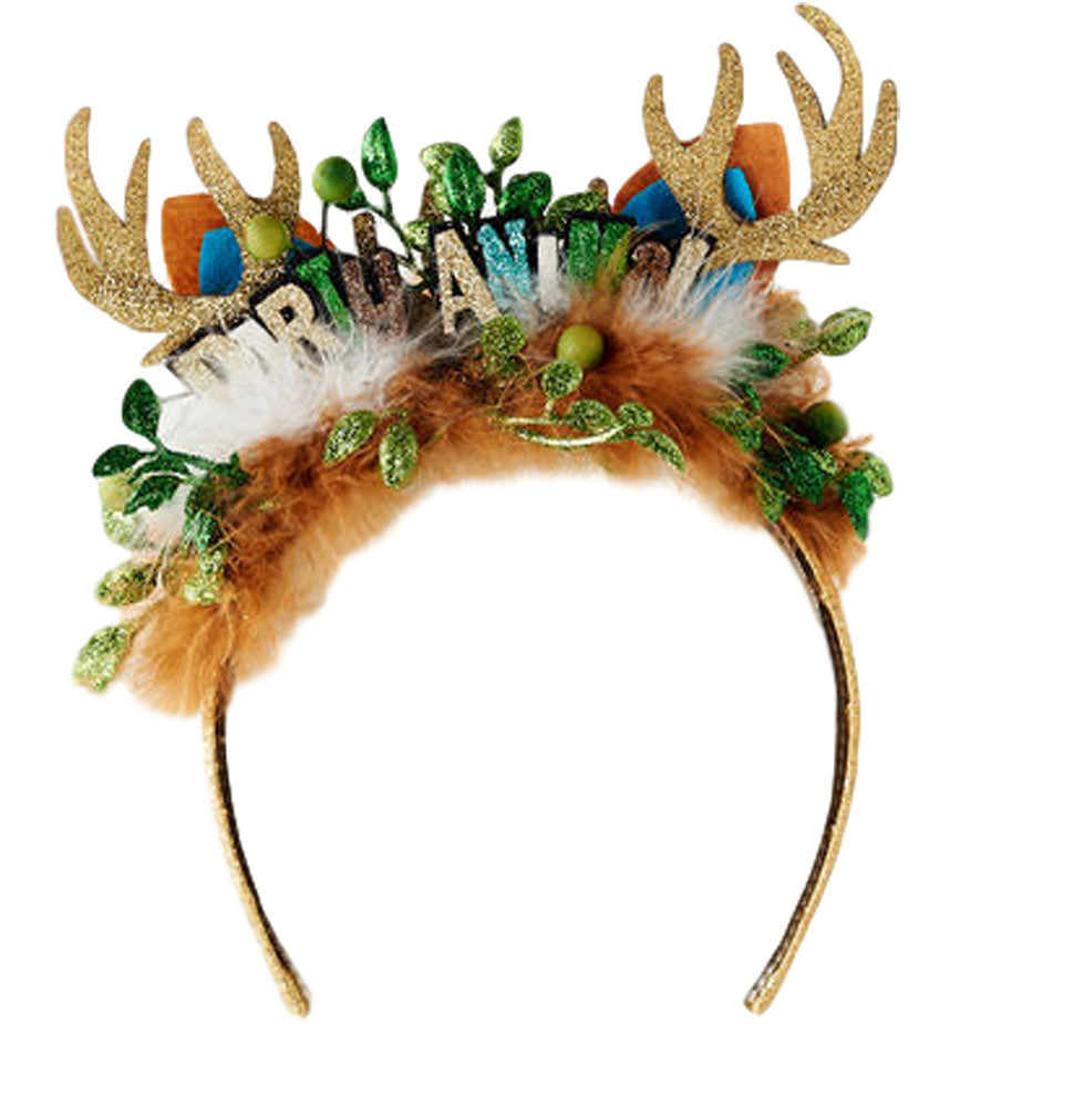 Glitterville Party Animal Headband