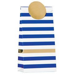 Kenzie Stripe Paper Treat Bags