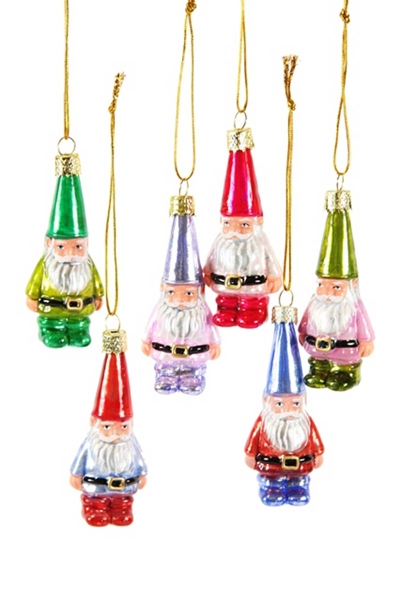 Cody Foster Miniature Gnomes Ornaments