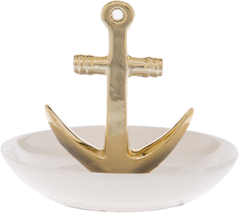 Sailboat Anchor Jewelry Holder