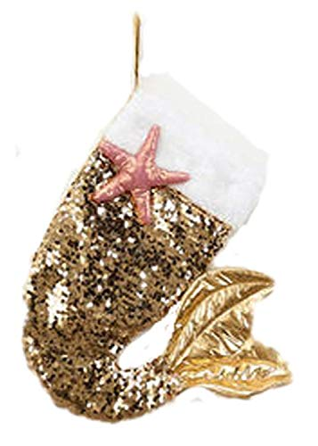 One Hundred 80 Degrees Sequin Mermaid Christmas Stocking