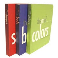 MOCA Art Series Book Set