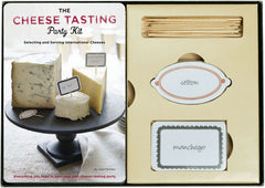 Cheese Tasting Party Kit