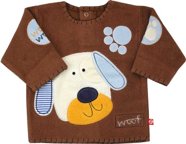 Zutano Puppy Sweater 6-12 months | A Gifted Solution