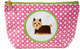 Dog Image Cosmetic Bag