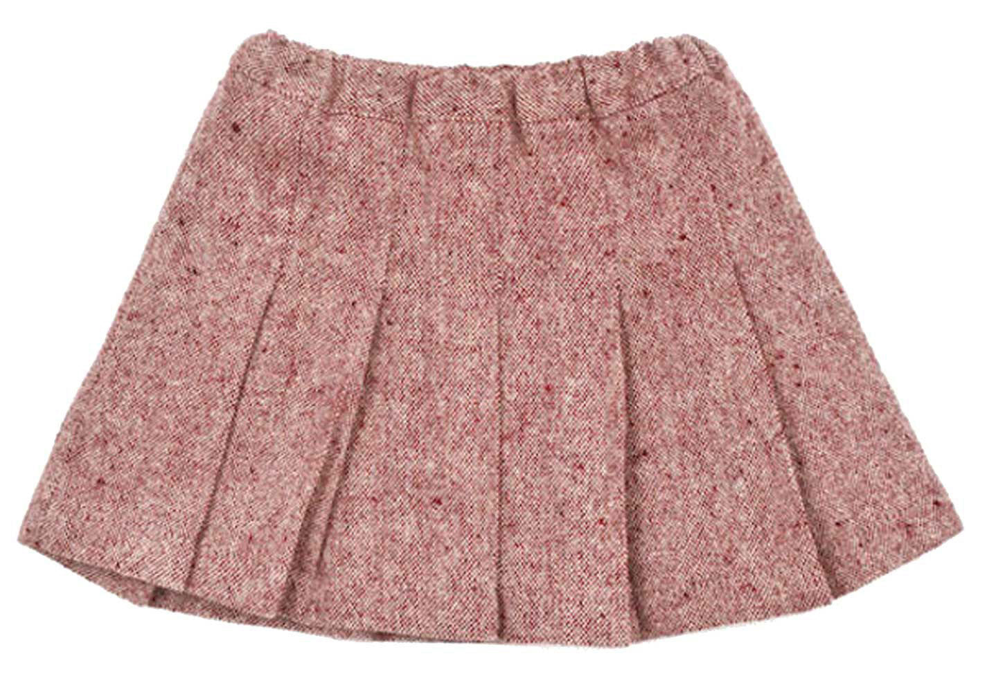 EGG Baby Pink Tweed Infant Skirt 6-12 months