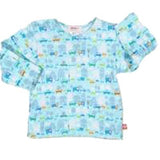 Zutano Rush Hour Long Sleeve Infant Tee Shirt