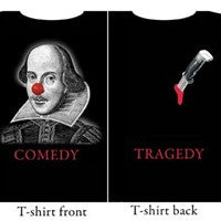 Shakespeare Tee Shirt