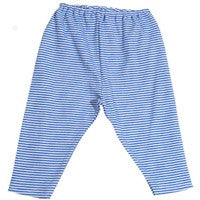 Periwinkle Candy Stripe Pants