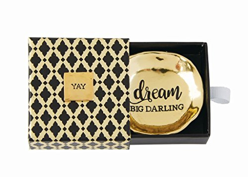 "Graduation ""Dream Big Darling"" Miniature Trinket Dish"