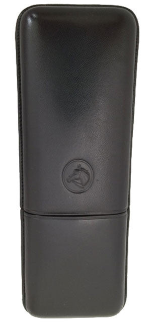 Equestrian Leather 3 Cigar Case