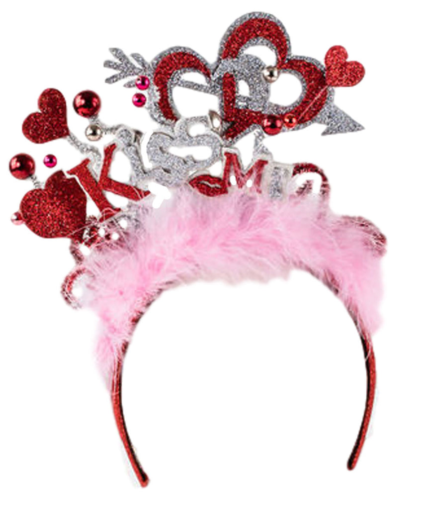 One Hundred 80 Degrees Romance Headband