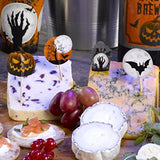 Graveyard Gathering Paper Food Picks (20 ct)