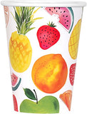 Fruit Salad Hot/Cold Paper Cups